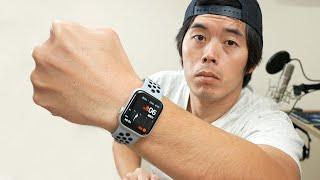 Apple Watch SE買いました。