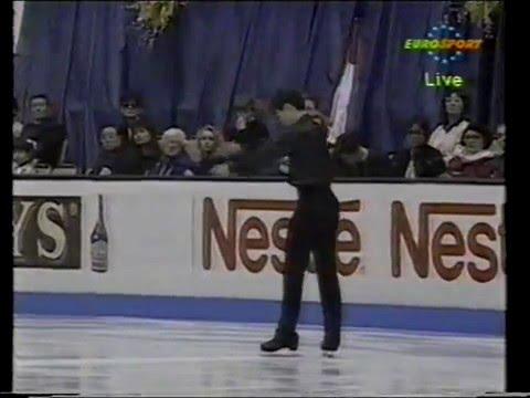 Fumihiro Oikawa JPN - 1994 World Championship LP