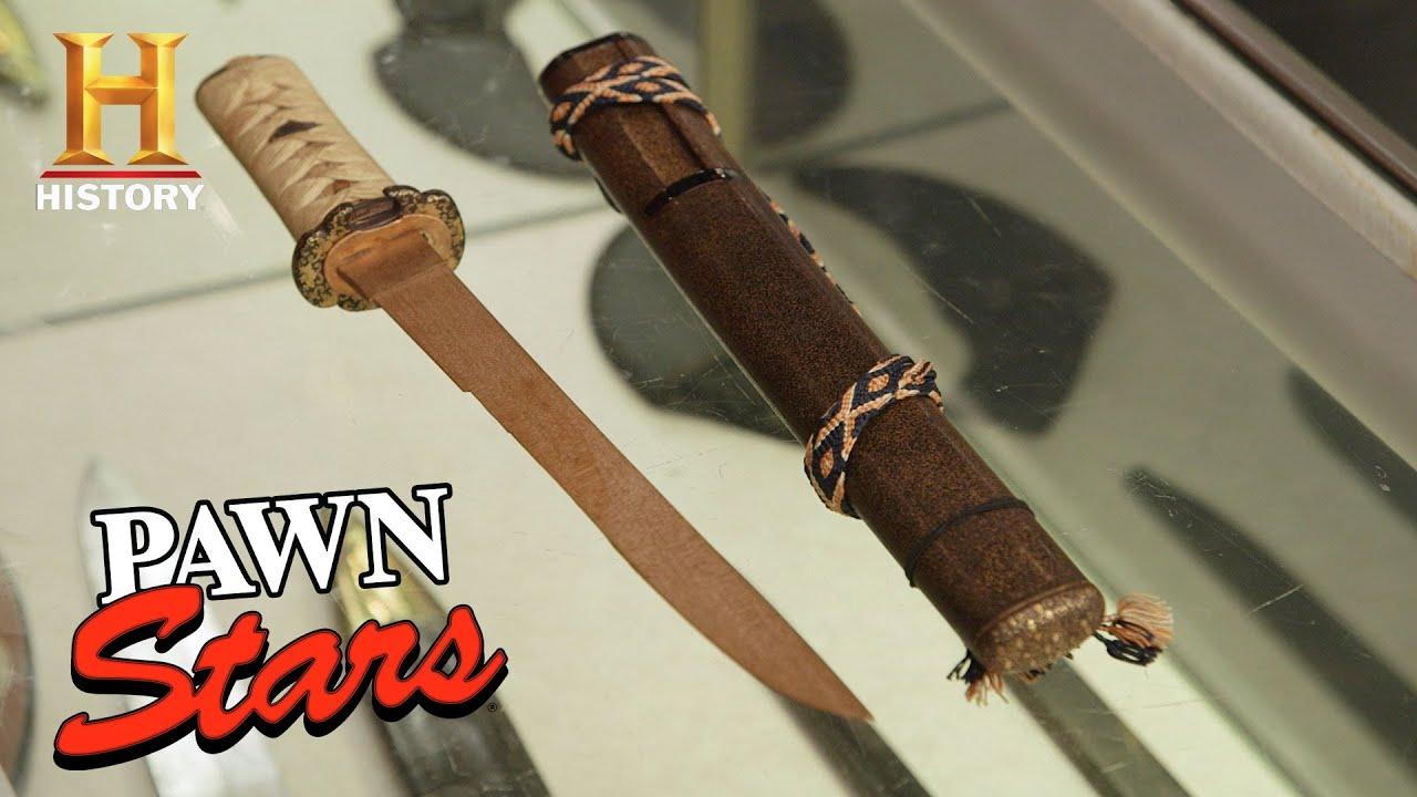 Pawn Stars: A Rare Samurai Sword Holds a Valuable Secret (Season 16)    History