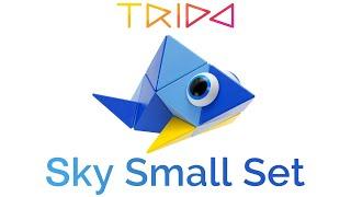 Trido Sky Small Set - How to build a Fish