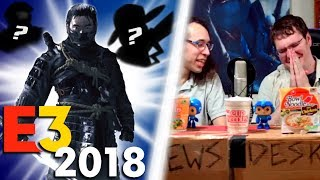 Midnight Gamer Magic - Pre-E3 Predictions!