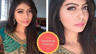 Indian Wedding Guest Makeup look   Rinkal Soni