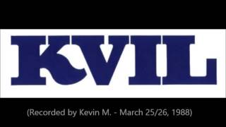 103.7 KVIL, Dallas - Bill Gardner (1988)