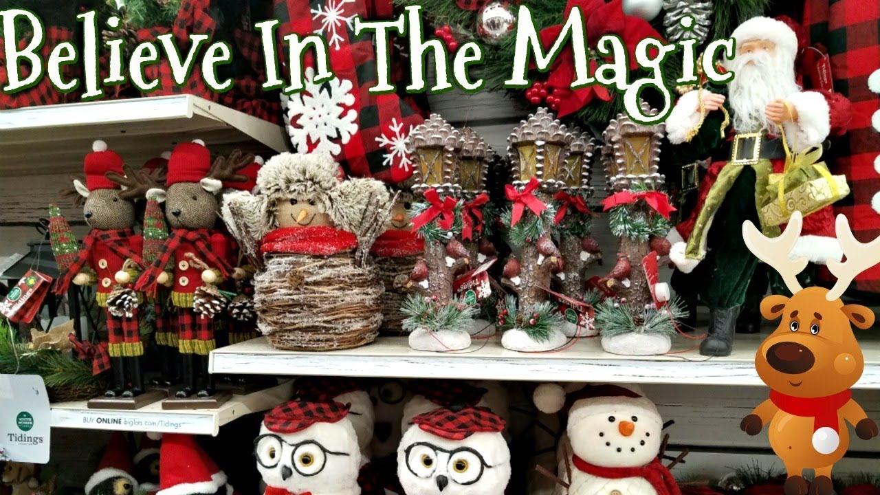 Big Lots Christmas.Shop With Me Big Lots Christmas Cute Decorations 2017
