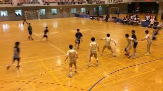 広島経済大学vs松山大学 前半