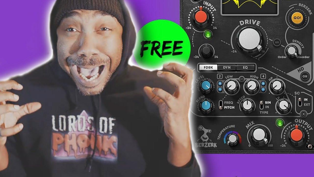 free download black friday berzerk vst plugin waves audio