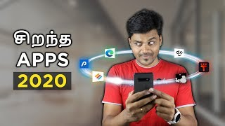Top 8 New Android Apps for 2020 | தெறி பறக்கும் apps