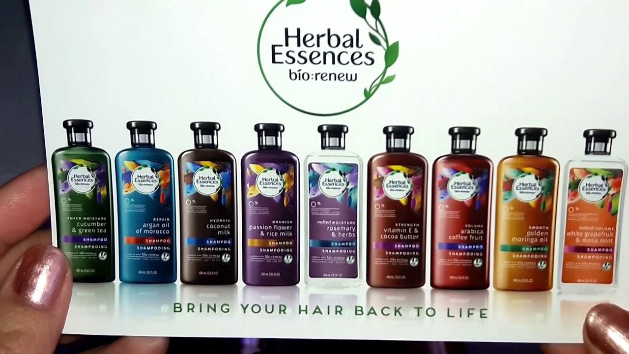 Herbal Essences Arabica Coffee Fruit Shampoo & Conditioner Product .