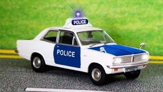 СБОРНИК: Истории Машинок - Быстрая Полицейская Машина Погоня - Развивающие видео для детей