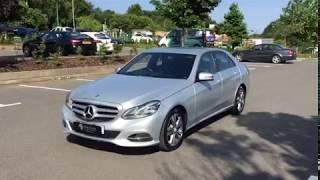 2014 14 MERCEDES-BENZ E CLASS 2.1 E250 CDI SE 4d AUTO 202 BHP