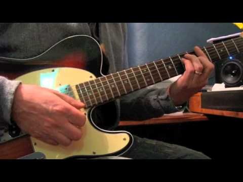 Toothpaste Kisses The Maccabees Guitar Tutorial Youtube