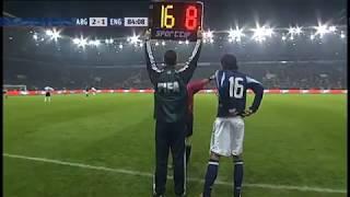 Riquelme vs England (12/11/05)