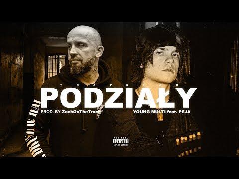 YOUNG MULTI ft. Peja - Podziały (prod.  ZachOnTheTrack)