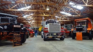 World's Largest Mack Truck Collection