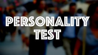 Online Personality Test - MBTI | BOSI | Type A/b | BIG 5 | ENNEAGRAM
