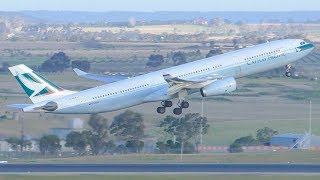 Windy landings can as we know be exciting but there's something abo...