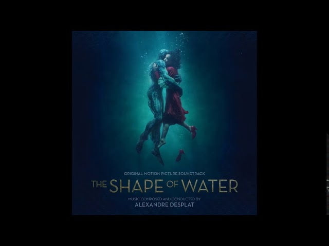 The Shape Of Water Alexandre Desplat Overflow Of Love Chords