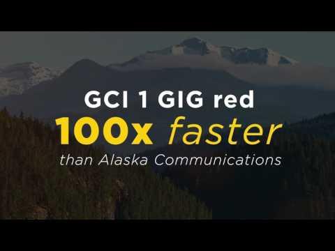 Switch To GCI | 1GIG Internet