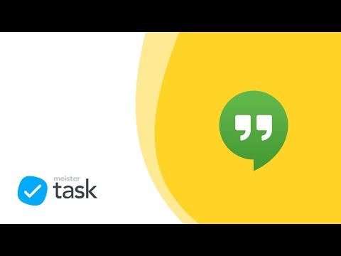 MeisterTask For Hangouts Chat