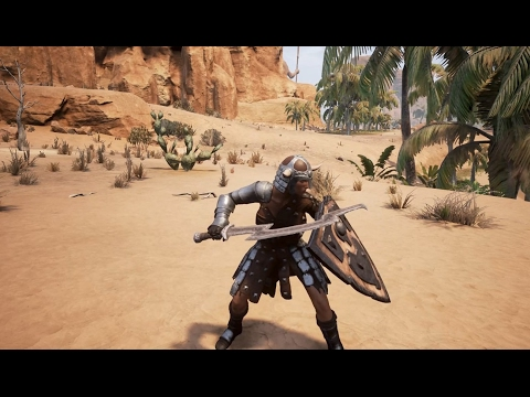Conan Exiles - Самое ТОПОВОЕ оружие и броня в игре! #6