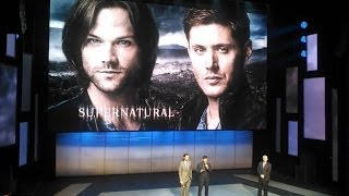 The CW UpFronts 2014 + J2 on Stage + Promo Retrospective!