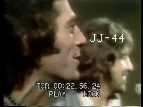 Grass Roots - Midnight Confessions (Rare clip, 1972)