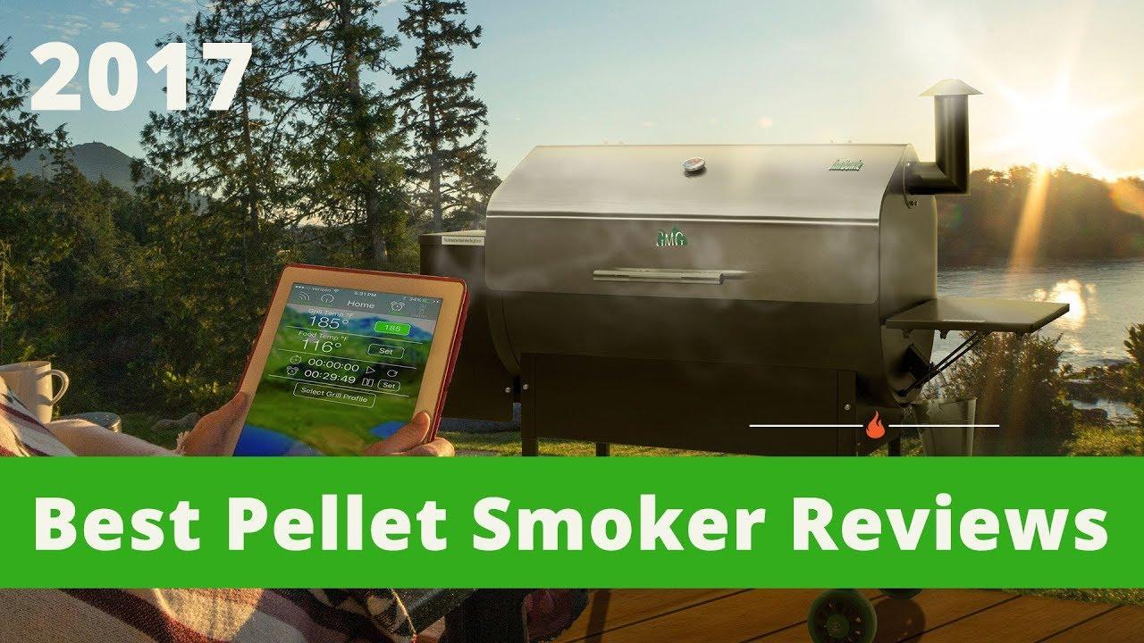 top 5 best pellet smokers best grills 2017 consumer u0027s guide