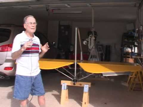 EXCALIBUR AIRCRAFT Fred Brown builder/pilot