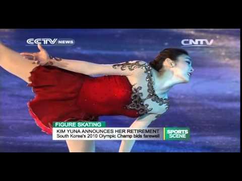 Figure skating queen Kim Yuna announces retirement