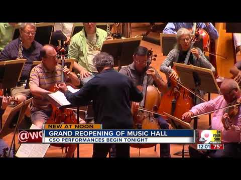 Music Hall: Take a look inside its $143 million makeover