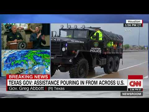 Texas governor briefing on floods (full press conference)