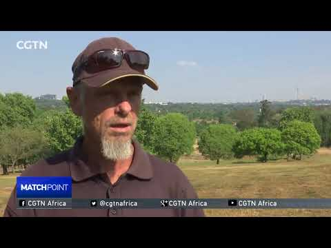 South Africa's Disc Golf: Sport challenges traditional golf in Johannesburg
