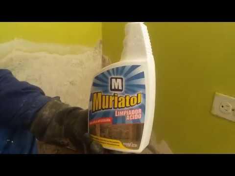 Como eliminar el salitre y la humedad en las paredes youtube - Como eliminar la humedad de la pared ...