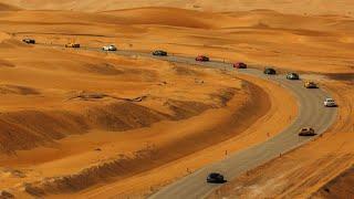 Chasing Hypercars Through The Arabian Desert!