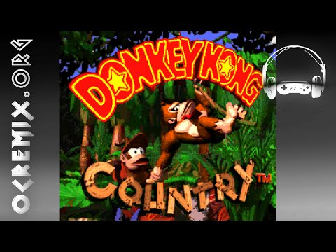 OC ReMix #2804: Donkey Kong Country 'Focus' [Fear Factory] by DarkSim