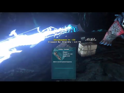 ARK Survival Evolved - Solo Raid Defence! Official Ragnarock Server