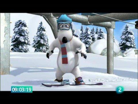 El oso Berni - 1x35 - SnowBoard