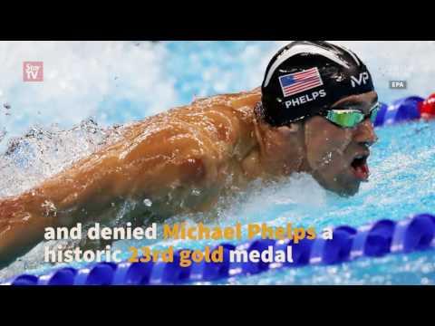 Rio 2016: Singapore's Schooling stuns the world