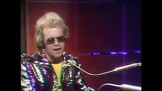 ELTON JOHN - Tiny Dancer (live at the BBC 1971)