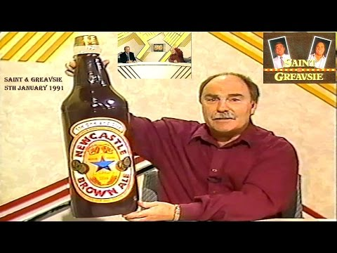 SAINT AND GREAVSIE – 5TH JANUARY 1991 – ITV FOOTBALL PROGRAMME