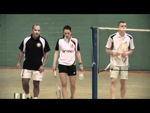 Road To Glasgow - Badminton | Behind The Games