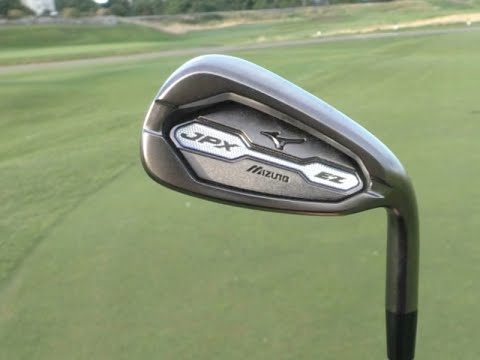 mizuno jpx ez iron set
