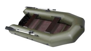Обзор лодки ПВХ. Лоцман М 290 - ЖС