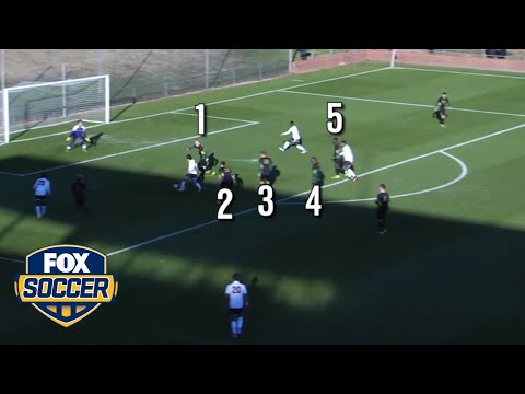 Pablo Aguilar scores a game-winner in style against Vermont