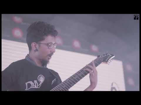 DYMBUR - Anecdote - Live At Guwahati (Supporting Act For Veil Of Maya, India Tour 2018, Guwahati)