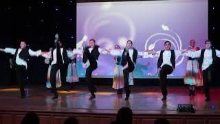 Народный ансамбль еврейского танца