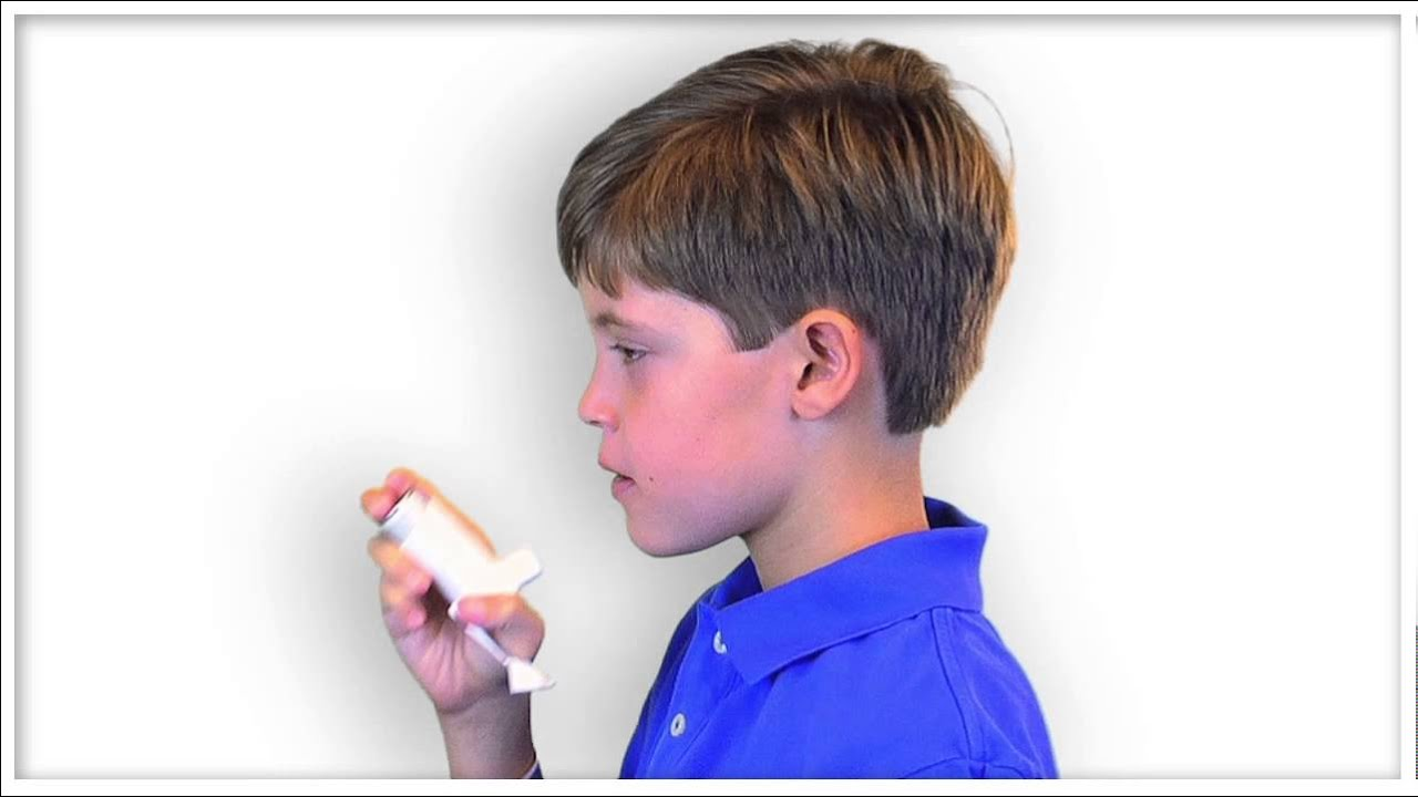 How To Use An Inhaler For Eoe Youtube