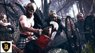 Total War: ROME 2(Stream) Нервии часть 2