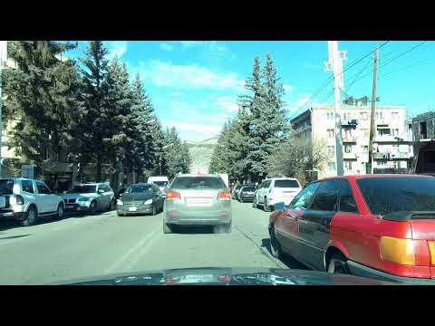 Все дороги Армении - #3 Avtovtar Vanadzorum Tumanyan Poghocum 22.01.2020
