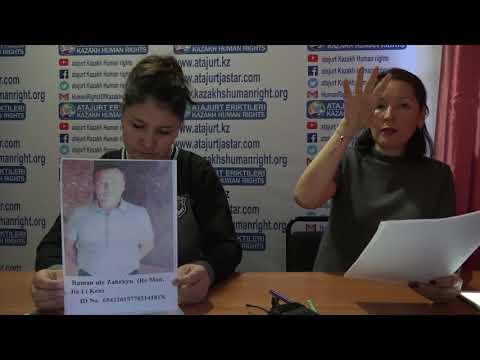 #Atajurt kazakh human rights